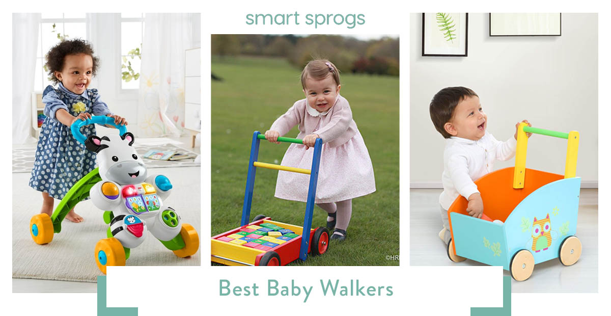 Which Baby Walkers Are Safe To Encourage Baby To Walk