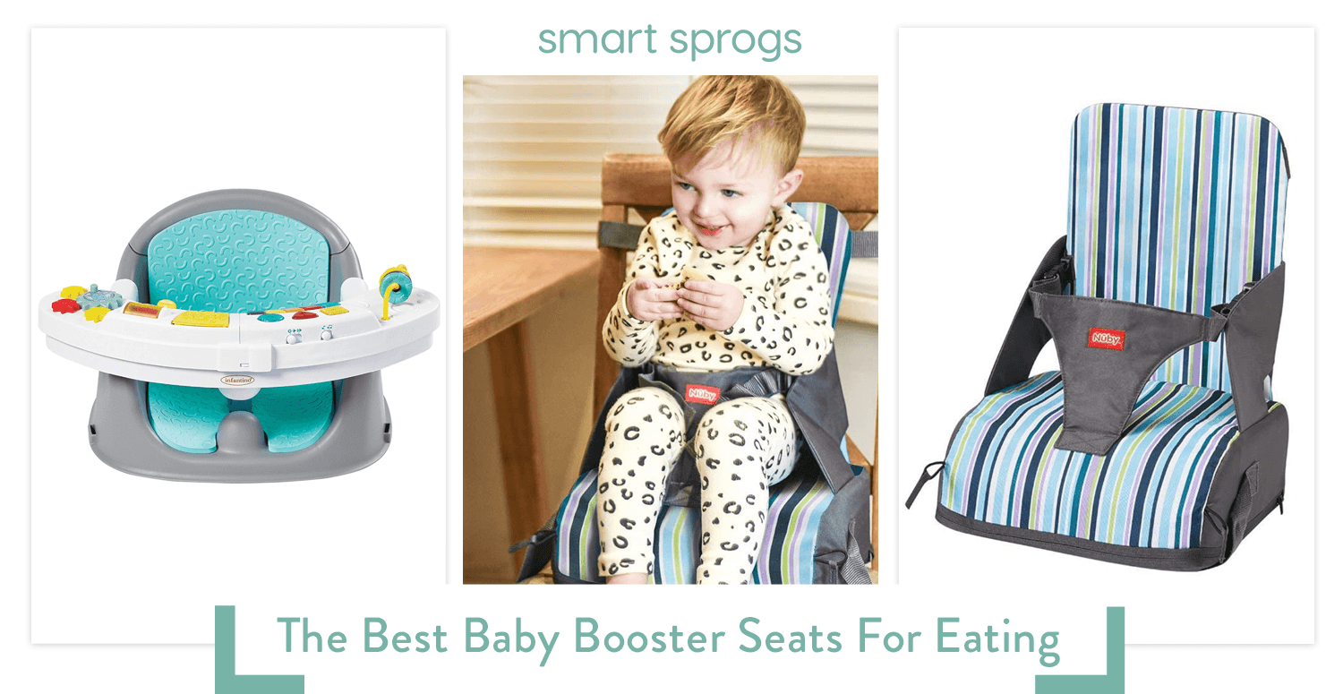 The Best Baby Booster Seats For Eating
